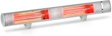 Gold Bar 3000 Infrarröd Värmestrålare 1000-3000 W IP65 Aluminium