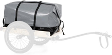 Cargo Bull Travel Bag transportväska 120l vattentät roll-top grå