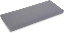 Pozzilli CU sittbänk-dyna ComfortExtra vattenavvisande grå