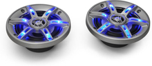 16,5cm-bilhögtalare CS-LED65 800W ljuseffekt
