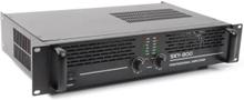 Skytec 800MKII PA-förstärkare 800W bryggkopplingsbar