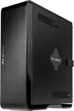 InWin Chopin Mini-ITX case 150 Watt PSU black