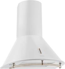 Lumio Neo Retro-Spisfläkt 60cm 610m³/h A Rostfritt stål Vit
