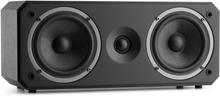 Octavox 703 MKII - två-vägs-centerhögtalare svart