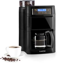 Aromatica II kaffemaskin, kvarn, 1,25 l, svart