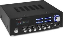 AV120BT Stereo-HiFi-förstärkare 120W RMS (2x60W vid 8 ohm) BT / USB / AUX