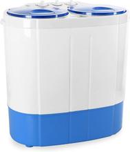 DB003 Mini-tvättmaskin centrifug 2kg