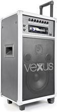 "Vexus ST110 mobile PA-Anläggning 20cm (8"") CD SD USB MP3"