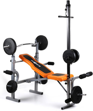 Ultimate Gym 3500 Kraftstation träningsbänk latissimus arm/bencurler