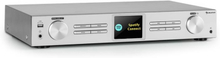 iTuner 320 BT digital HiFi-tuner Spotify connect BT App-control silver