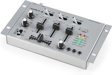 TMX-2211 3/2-kanals DJ-mixer talkover party