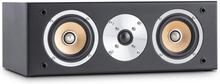 Serie 501 CS-BK Centerhögtalare 120W passiv svart