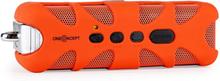 Orange Know Bluetooth-högtalare AUX batteri orange