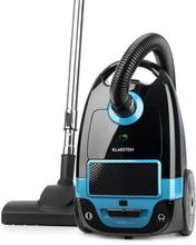 Mister Eco golvdammsugare 450W HEPA13 EEC-A++ svart/blå