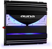 2-kanalsförstärkare Auna AMP-CH02 autoslutsteg 1400W