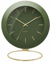 Väckarklocka - Karlsson Globe Green