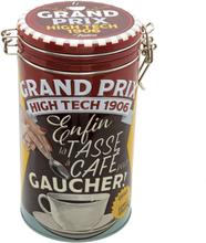 Kaffeburk rund tasse pour gaucher