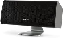Ambience Center-högtalare 60 W RMS aluminium-stativ svart