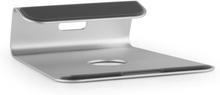 A-ST-1 Laptop-Hållare Notebook-Stativ 18° Aluminium silver