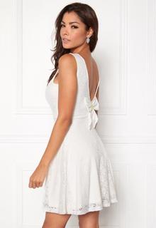 Chiara Forthi Celinne Dress White XL