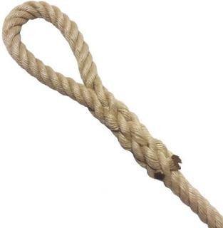 Klätterrep från Swedish ropes (Längd & typ av rep: Klätterrep med ögla och krympslang 3 m)