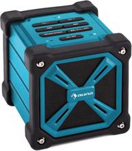 TRK-861 bluetooth-högtalare bärbar batteridriven utomhusbruk blå