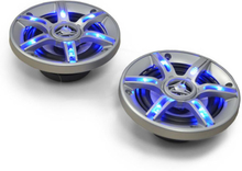 13cm Bilhögtalare Auna CS-LED5 600W ljuseffekt