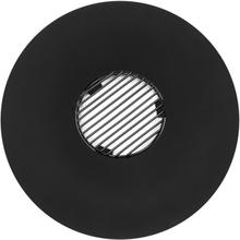 Heat Disc grillring med grillgaller för grillar med 57 cm Ø stål svart