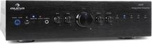 CD708 HiFi-stereoförstärkare svart AUX 600 W