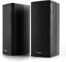 Ambience 2.0 Stereo-system, 2 x 60 watt RMS, 12 m kabel, svart