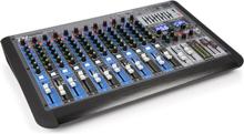 PDM-S1604 16-kanal-mixerbord DSP/MP3, USB-port, BT-mottagare