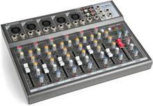 VMM-F701 Mixerbord 5x Mono Mikrofon-/Line-ingång Stereo Line in-/utgång