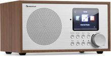 Silver Star mini internet DAB+/FM radio, WiFi, BT,DAB+/FM, ek