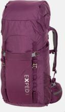 Exped Explore 45 Wmns dark violet