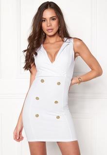 BUBBLEROOM Mistress dress White L