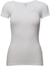 Siliana T-shirt Top Hvid MbyM
