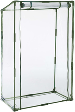 Nature drivhus 100x50x150 cm
