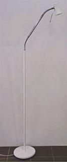 Gulvlampe: ABANI 1 GULV GU10 LED HVID/KROM
