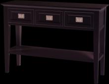 Koster avlastningsbord Vit 125 x 40 cm