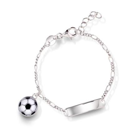 "Fotball armbånd ""Prins og Prinsesse"