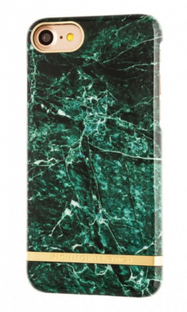 Green Marble Glossy - iPhone 7