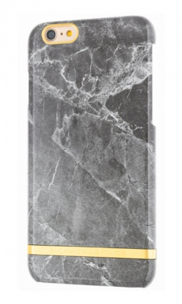 Grey Marble Glossy - iPhone 6/6S