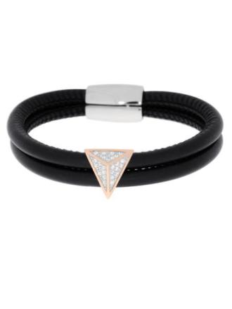 "Gulldia ""Dakota"" sølv og rosè armbånd"