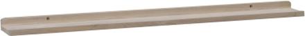 Methro tavellist Vitpigmenterad 100 cm