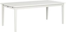 Koster matbord Vit 200 x 100 cm