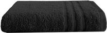 Byrklund Handdoek 50x100 cm 500gram Zwart