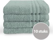 Byrklund Handdoek 50x100 cm 500gram Zeeblauw - 10 stuks