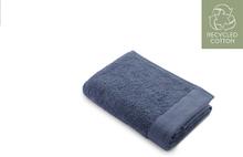 Walra Remade Cotton Handdoek 50 x 100 cm 550 gram Blauw