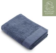 Walra Remade Cotton Handdoek 60 x 110 cm 550 gram Blauw