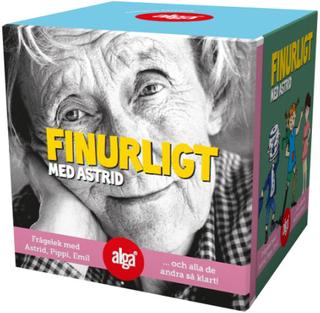 Finurligt med Astrid Lindgren